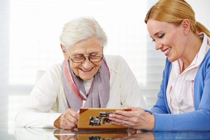 Geheugenverlies-dementie